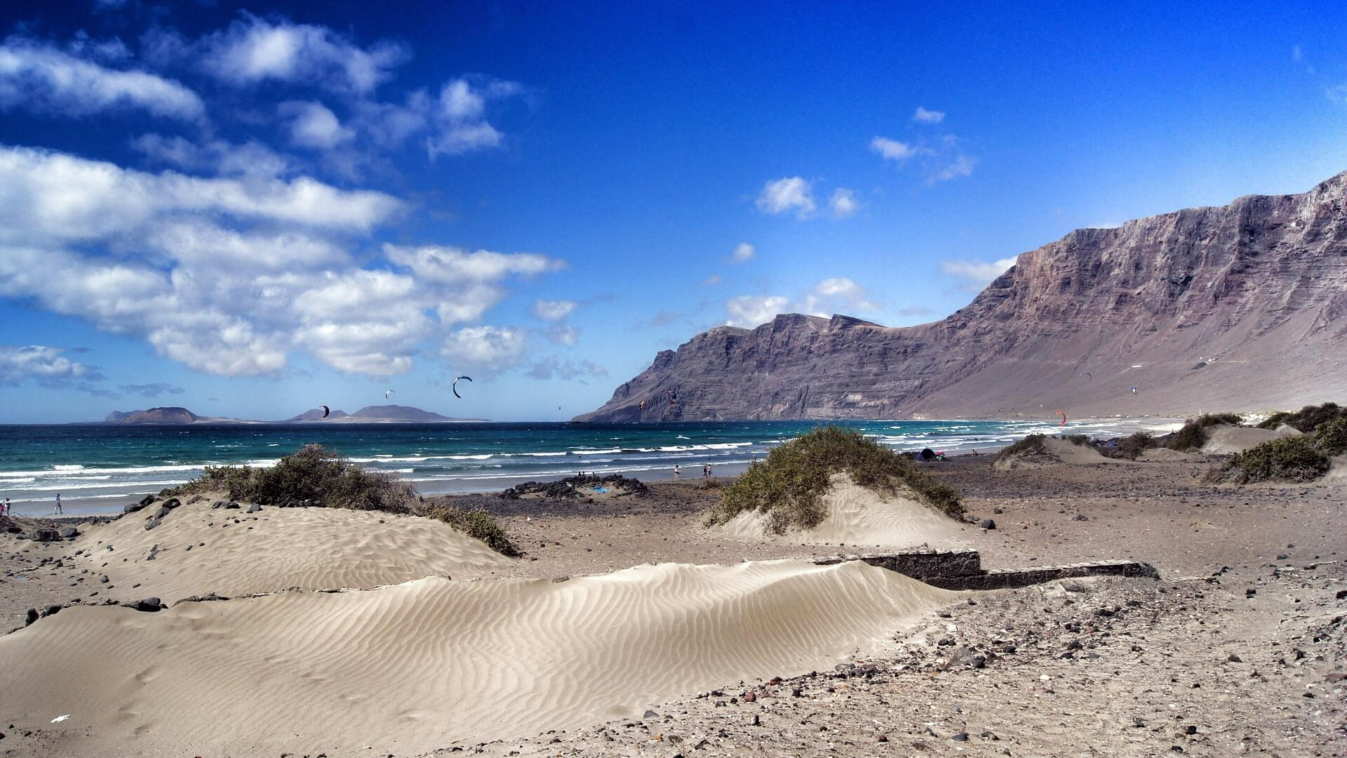 Lanzarote in Autumn