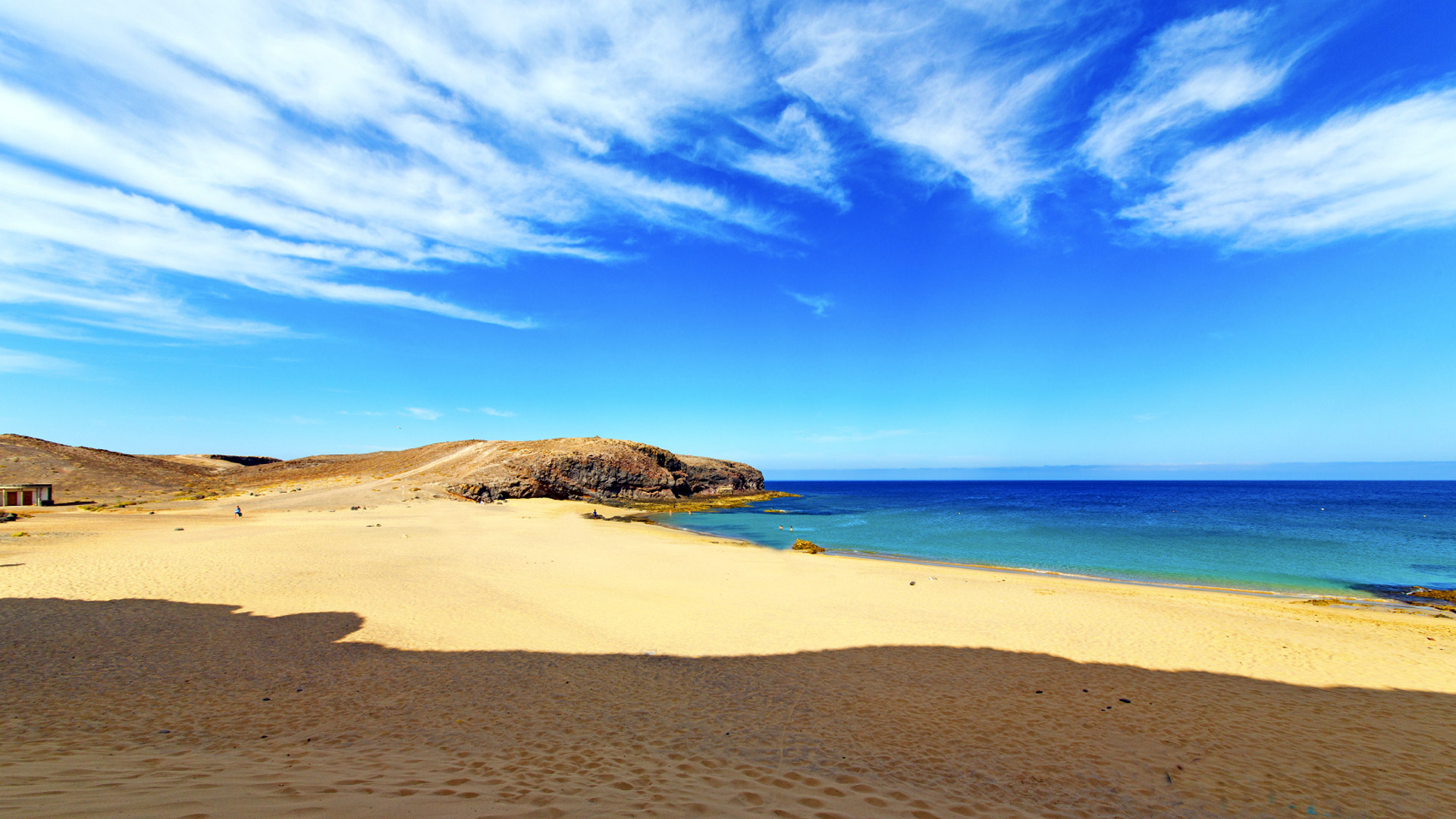 Lanzarote in Summer